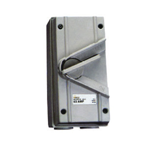 Weather Protected Isolating Switch