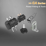 CA Series Power Fitting&tools