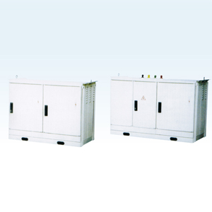 Fiberglass power distribution box