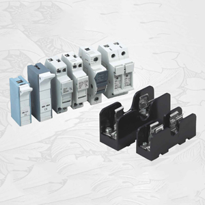 Cylindrial Fuse Holders